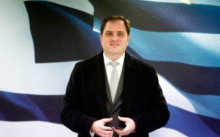 Ο νέος γενικός γραμματέας Δημοσίων Εσόδων, κ. Γιώργος Πιτσιλής.