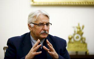 Ο κ. Βαστσικόφκι εξηγεί τις θέσεις της Βαρσοβίας στο σημερινό –αποκλειστικό για την Ελλάδα– άρθρο του στην «Κ».