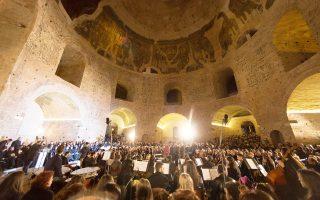 Οι συναυλίες στη Ροτόντα θα περιλαμβάνουν «σοβαρές» ξένες και ελληνικές συνθέσεις του κλασικού ή του νεότερου ρεπερτορίου.