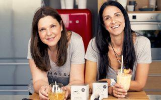 Αφροδίτη Φλώρου και Γιάννα Ματθαίου, βραβείο επιχειρηματικότητας το 2014 και μια ιδέα που εξάγει «Ελλάδα».