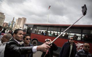 Υποστηρικτές του πρώην στρατηγού και νυν προέδρου της Αιγύπτου, Αμπντέλ Φατάχ αλ Σίσι, συγκεντρώθηκαν στην πλατεία Ταχρίρ πέντε χρόνια μετά την εξέγερση που ανέτρεψε το καθεστώς Μουμπάρακ.