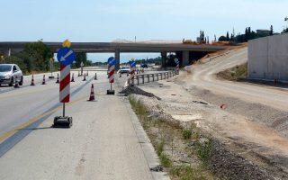 Εθνική οδός Ελευσίνας - Πατρών. Μια νέα «μίνι συμφωνία» επανεκκίνησης δρομολογείται ανάμεσα στο Δημόσιο και τις τέσσερις από τις πέντε κοινοπραξίες που κατασκευάζουν τους αυτοκινητόδρομους.
