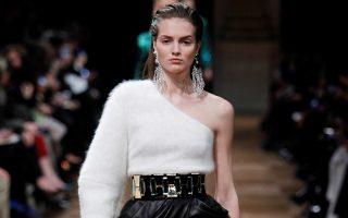 Pixelformula  Balmain Womenswear Winter 2013 - 2014 Paris