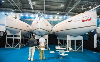 © COURTESY of LONDON BOAT SHOW