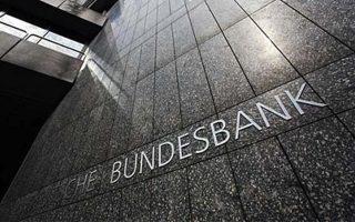 Η γερμανική κεντρική τράπεζα (Μπούντεσμπανκ) πρότεινε παρόμοια μέτρα, σύμφωνα με το δημοσίευμα του Bloomberg.