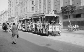 Το Κάιρο, τη δεκαετία του '40: τα «πυκνά» γεγονότα της ήταν καθοριστικά για τον ελληνισμό της Αιγύπτου.