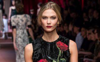 Pixelformula  Dolce Gabbana Womenswear  Winter 2015 - 2016 Ready To Wear  Milan