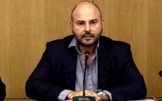 Ο πρόεδρος του Τεχνικού Επιμελητηρίου Ελλάδας (ΤΕΕ), κ. Γιώργος Στασινός.