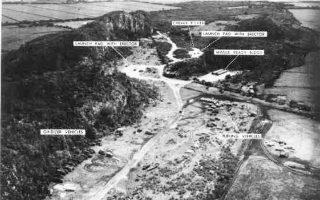 Μία από τις φωτογραφίες που, κατά τις εκτιμήσεις των Αμερικανών ειδικών, αποδείκνυαν ότι ανεγείρονταν εγκαταστάσεις για την τοποθέτηση πυραύλων στην Κούβα.