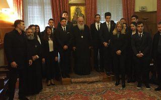 ston-archiepiskopo-mathites-toy-ellinikoy-kolegioy-thessalonikis0