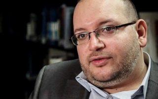 Ο δημοσιογράφος της εφημερίδας Washington Post Τζέισον Ρεζαϊάν, που αφέθηκε ελεύθερος από το Ιράν