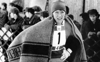 Η Γκαλίνα Κουλάκοβα κυριάρχησε στο άθλημα του σκι για παραπάνω από μία δεκαετία.