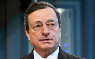«Εχουν ενταθεί και πάλι οι απειλές για την οικονομία, εν μέσω αυξημένης αβεβαιότητας σχετικά με τις αναπτυξιακές προοπτικές των οικονομιών των αναδυόμενων αγορών, αναταραχής στις χρηματοπιστωτικές αγορές και τις αγορές πρώτων υλών, αλλά και των γεωπολιτικών απειλών», τόνισε ο πρόεδρος της ΕΚΤ, Μάριο Ντράγκι.