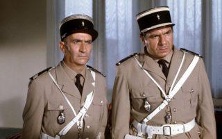 Από τις σημαντικότερές του ερμηνείες ήταν αυτή του αστυνομικού, δίπλα στο πλευρό του πολύ δημοφιλούς ηθοποιού Λουί ντε Φινές (αριστερά στην φωτογραφία).