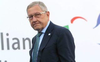 O επικεφαλής του Ευρωπαϊκού Μηχανισμού Σταθερότητας (ESM), Kλ. Ρέγκλινγκ, εξέφρασε την ελπίδα η αξιολόγηση του ελληνικού προγράμματος να ολοκληρωθεί πριν από το Πάσχα.