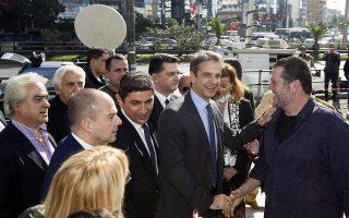Ο κ. Μητσοτάκης εξελέγη νέος πρόεδρος όχι μόνον γιατί κυριάρχησε συνολικά στο λεκανοπέδιο της Αττικής, αλλά και γιατί στο σύνολο των Περιφερειών κατόρθωσε εάν όχι να αντιστρέψει υπέρ του το αποτέλεσμα, τουλάχιστον να πλησιάσει στα όρια της ισοπαλίας τον κ. Μεϊμαράκη.