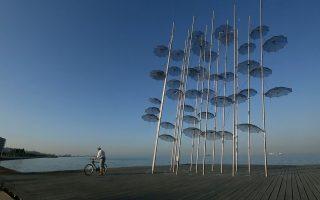 Το εναρκτήριο λάκτισμα για την έναρξη του OTE History γίνεται με ένα αφιέρωμα στη Θεσσαλονίκη, με ξεναγούς ανθρώπους που ζουν και δημιουργούν στην πόλη, όπως η βραβευμένη ομάδα των ντιζάινερ Beetroot.