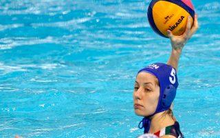 Η Ελλάδα ηττήθηκε με 6-9 από την Ουγγαρία στο Βελιγράδι.
