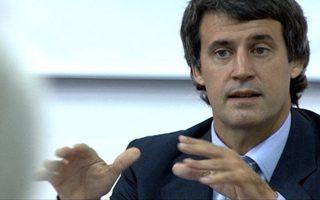 Ο νέος υπουργός Οικονομικών της Αργεντινής, Αλφόνσο Πρατ Γκέι, θα επιδιώξει τη σύναψη συμφωνίας με τα hedge funds που δεν έχουν συμμετάσχει στην αναδιάρθρωση του χρέους της Αργεντινής και διεκδικούν την αποπληρωμή των ομολόγων τους στην ονομαστική τους αξία.