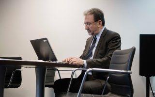 Ο πρόεδρος του διοικητικού συμβουλίου του Ταμείου Αξιοποίησης Ιδιωτικής Περιουσίας Δημοσίου, κ. Στέργιος Πιτσιόρλας.