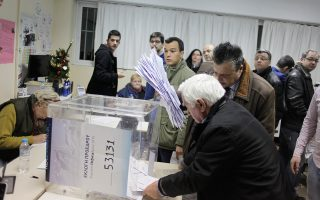 Η ψηφοφορία θα διεξαχθεί από τις 7  το  πρωί  έως τις 7 το απόγευμα. Δικαίωμα ψήφου έχουν τα μέλη του κόμματος  που  ψήφισαν  την  20ή Δεκεμβρίου.