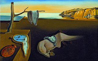 Το κιρκαδικό ρολόι του σώματoς επηρεάζει ακόμα και τις σκέψεις και τα συναισθήματά μας, ενώ ο τρόπος που ενεργεί επί του εγκεφάλου μας κεντρίζει το ενδιαφέρον των επιστημόνων. («Η εμμονή της μνήμης» είναι ελαιογραφία σε καμβά του Νταλί - 1931).