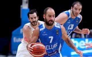 Ο Βασίλης Σπανούλης, μετά το Ευρωμπάσκετ, ανακοίνωσε την αποχώρησή του από την εθνική ομάδα.