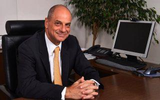 Ο αναπληρωτής διευθύνων σύμβουλος της Eurobank κ. Σταύρος Ιωάννου.