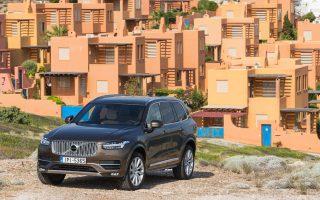 Η σουηδική Volvo βρίσκεται σε άνοδο σε όλο τον κόσμο.