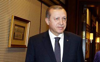Ο Τούρκος πρόεδρος πίεζε για επιπλέον χρήματα από την Ε.Ε.