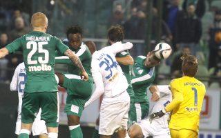 Ατρόμητος και Παναθηναϊκός στο Περιστέρι, στη ρεβάνς του 0-0 στη Λεωφόρο, θα διεκδικήσουν μία θέση στους ημιτελικούς του Κυπέλλου.