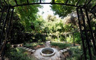 Η αναζωογόνηση του Εθνικού Κήπου είναι ένα από τα βασικά προγράμματα που προωθεί ο Δήμος Αθηναίων.