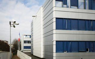 Τα γραφεία του Εθνικού Μετώπου στο προάστιο του Παρισιού Ναντέρ ερεύνησε χθες η αστυνομία.