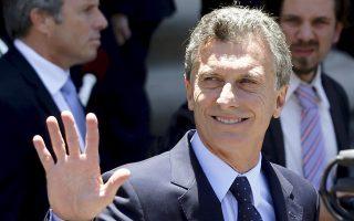 Ο νέος πρόεδρος της Αργεντινής, Μαουρίτσιο Μάκρι, έχει υποσχεθεί να διευθετήσει την πολυετή διαμάχη.