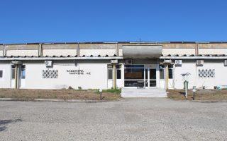 Η μονάδα της ενωμένης κλωστοϋφαντουργίας στη Στενήμαχο. Η μεγαλύτερη του πάλαι ποτέ κραταιού ομίλου λειτούργησε από το 1974 ώς το 2012, φτάνοντας ώς και τους 350 εργαζομένους.