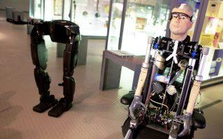 Ο «Ρεξ», ο πρώτος βιονικός άνθρωπος, σε έκθεση στο Λονδίνο. Αυστραλοί επιστήμονες θεωρούν ότι θα είναι πραγματικότητα την επόμενη δεκαετία.