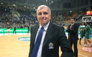 Για τρίτη φορά ο Ζέλικο Ομπράντοβιτς επιστρέφει ως αντίπαλος του Παναθηναϊκού.