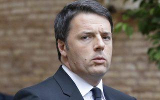 Ο Ιταλός πρωθυπουργός Ματέο Ρέντσι χαρακτήρισε την υπερψήφιση του νομοσχεδίου «ιστορική».
