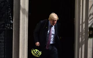 Ο Μπόρις Τζόνσον ανακοίνωσε την απόφασή του να ταχθεί υπέρ του Brexit.