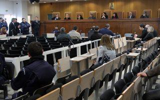 Η επιλογή της αίθουσας στις φυλακές Κορυδαλλού για τη διεξαγωγή της δίκης αποτέλεσε από την αρχή σημαντικό κώλυμα.