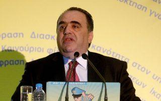 Η μετακίνηση του κ. Μανώλη Σφακιανάκη από τη Διεύθυνση Δίωξης Ηλεκτρονικού Εγκλήματος προκάλεσε έντονες αντιδράσεις.