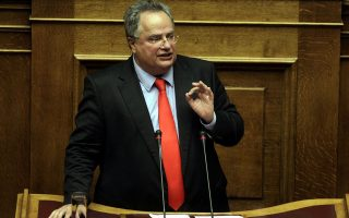 kotzias-i-politiki-tis-aystrias-tha-mporoyse-na-proothisei-ti-diaspasi-tis-e-e0