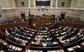 Οι ΣΥΡΙΖΑ-ΑΝΕΛ πράττουν ό,τι κατήγγελλαν ως αντιπολίτευση.