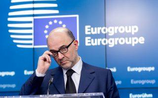 Ο αρμόδιος κοινοτικός επίτροπος Π. Μοσκοβισί τόνισε την ανάγκη πολιτικής συναίνεσης στην Ελλάδα, προκειμένου να υλοποιηθούν οι μεταρρυθμίσεις.