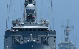 Νατοϊκά πλοία πλέον θα παρακολουθούν τις τουρκικές ακτές, θα εντοπίζουν πλοιάρια με πρόσφυγες/μετανάστες και θα μεταφέρουν τις πληροφορίες στο λιμενικό και στον FRONTEX.