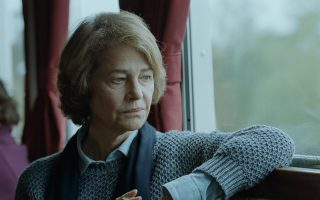 Η Σάρλοτ Ράμπλινγκ στην ταινία «Σαράντα πέντε χρόνια». Πολλοί θέλουν να τη δούν να κερδίζει το Οσκαρ φέτος.
