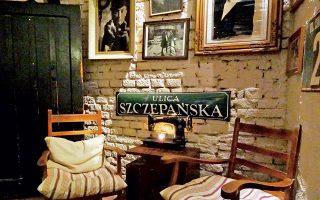 «Piwnica pod Baranami»: στέκι καλλιτεχνών από το 1956.