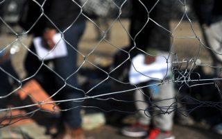 Εμπειρογνώμονες διαπίστωσαν, στις αρχές Νοεμβρίου 2015, ότι η πλειοψηφία των εισερχομένων στη χώρα μας έφευγε από την Ελλάδα χωρίς να καταγραφεί από τις Αρχές.