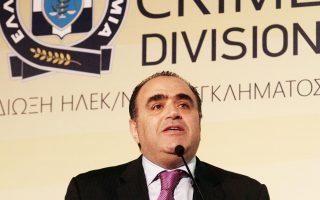 Μετακινήθηκε από τη Διεύθυνση Δίωξης Ηλεκτρονικού Εγκλήματος ο επί σειρά ετών επικεφαλής της, υποστράτηγος Μανώλης Σφακιανάκης.