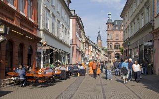 Η παραμυθένια γερμανική πόλη διαθέτει τον μεγαλύτερο πεζόδρομο στην Ευρώπη, ίσως και στον κόσμο.